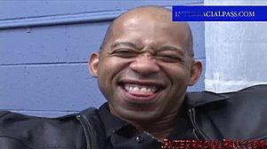 Schwarzer Sugar Daddy Interracial